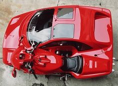 Snaefell Laverda Sidecar Project- Motorcycle with enclosed sidecar :)