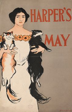 By  Penfield, Edward, 1866-1925), 1896, Harper's May.