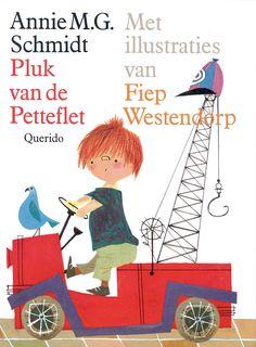 Annie M.G. Schmidt, Writer of children books Schmidt, Children's Book Illustration, Illustrations, Great Books, My Books, Good Old Times, Children's Literature, 90s Kids, Sweet Memories