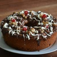 Budín inglés especial Cake Recipes, Dessert Recipes, Desserts, Cake Decorating With Fondant, Savarin, Xmas Food, My Dessert, Sweet Bread, Clean Eating Snacks