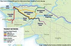 metro vancouver municipalities map - Google Search