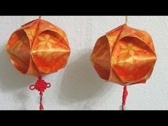 CNY TUTORIAL NO. 14 - How to make Red Packet (Hongbao) Pomfret - YouTube