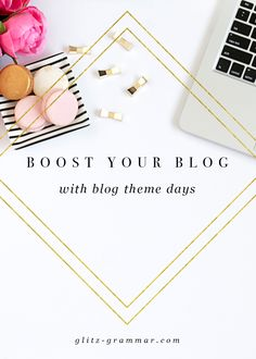 One of the easiest ways to consistently come up with awesome blog content is to create blog theme days. Here's how to create awesome blog theme days.