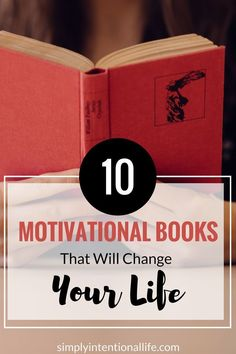 Are you looking for books that will motivate you to change your life?  This list is amazing and I can't wait to read #4!  Click through for the entire list!