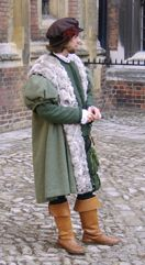 Dress Like A Tudor By Making Your Own Spectacular Boy's Gown | Historic Royal Palaces