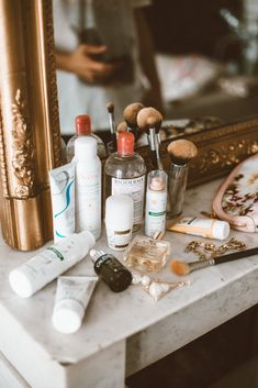 The 9 Beauty Products French Girls Swear By. Amber Fillerup, Barefoot Blonde