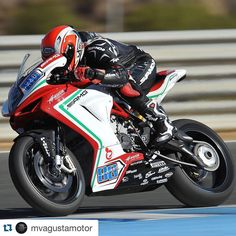 #Repost @mvagustamotor with @repostapp.  Ready Steady.... GoNico! #Repost @worldsbk with @repostapp.  @nicoterol18 will replace the injured @julescluzel16 in @mvagustamotor at the #FrenchWorldSBK and #QatarWorldSBK rounds. #Supersport #WorldSBK