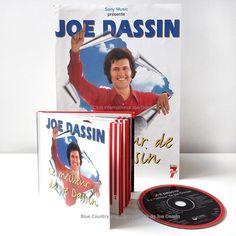 CD Livre Sony Music - Columbia - 1997 - Le Meilleur de Joe Dassin