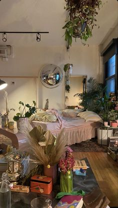 My New Room, My Room, Indie Room, Pretty Room, Room Ideas Bedroom, Bedroom Inspo, Hippie Bedroom Decor, Bedroom Inspiration, Aesthetic Room Decor