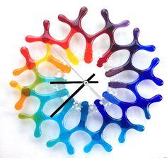 """Reloj """" Natura"""" / Diseño Caterina Fuscaldo"""