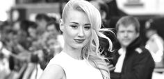 """""""Share your happiness with the world, give other people that happiness and let it come back."""" - Iggy Azalea #SoulQuote #IggyAzalea #Music #Happiness #Hollywood hollywoodjournal.com"""
