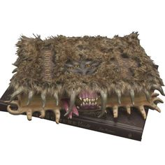 The Monster Book of Monsters Official Film Prop Replica – Harry Potter Shop