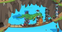 Geiles Tower Defense Game