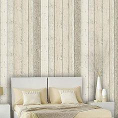 Scrapwood-Wallpaper-Reclaimed-Wood-Wallpaper-Beige-Cream-tones-Striped-wood