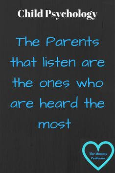 How to Get Kids to listen Three Must Read Child Psychology Tips That You Dont Want to Miss