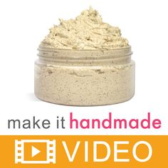 This video demonstrates how to make a coffee and brown sugar scrub. Fresh coffee grounds and brown sugar gently exfoliate, leaving skin soft and smooth. The pleasant aroma is reminiscent of a hot vanilla hazelnut latte, and will appeal to your coffee loving customers and friends.