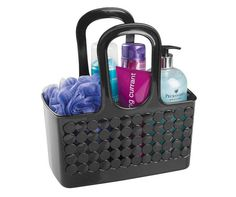 We all need to take showers but always need to carry a bunch of shower stuff and toiletries with us. Dorm Room Accessories, Shower, Rain Shower Heads, Showers, Dorm Accessories