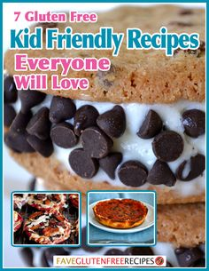 Kids deserve the best you can make, and 7 Gluten Free Kid-Friendly Recipes Everyone Will Love is sure to help you make their meals delicious.
