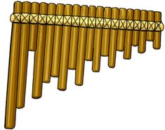 RONDADOR The rondador is a set of chorded cane panpipes that produces two tones simultaneously. It consists of pieces of cane, placed side by side in order by size and closed at one end, and is played by blowing across the top of the instrument. The rondador is considered the national instrument of Ecuador.