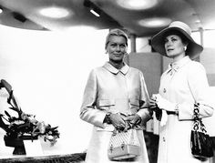 Margaret Kelly Conlan and H.S.H. Princess Grace of Monaco