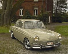 Notchback - another one of my dream cars