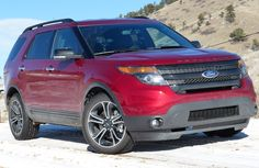 ford explorer accessories on pinterest ford explorer 2015 ford. Cars Review. Best American Auto & Cars Review