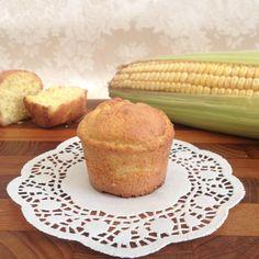 Muffins de maíz, choclo o jojoto