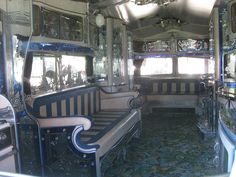 The Vickers 23' Special Trailer: Interior by Diego's sideburns, via Flickr