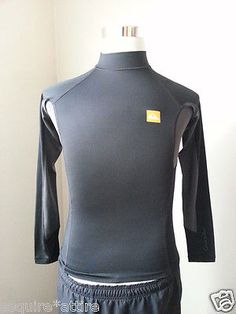 #swimwear for sale: Quicksilver men size XS long sleeve black rashguard  sun protection UPF 50  withing our EBAY store at  http://stores.ebay.com/esquirestore