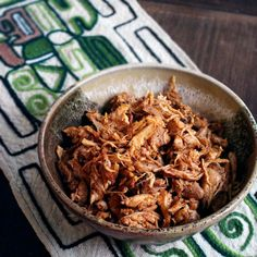 This smoky Mexican pulled chicken is juicy and bursting with smoky flavor. Enjoy on its own with a side of rice and beans or use in enchiladas, burritos, salads, tacos, tortilla soup... or any other favorite Mexican dish that requires chicken!