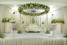 wedding christian stage in kerala