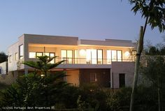 3 bedroom villa with heated pool in Praia da Luz, Lagos, Algarve, Portugal - Designed by a renowned architect and built to the highest technical specifications, this villa displays a true masterpiece of a home! It is situated only 350 metres from the ocean, in a very quiet luxury urbanization. - http://www.portugalbestproperties.com/component/option,com_iproperty/Itemid,8/id,444/view,property/#