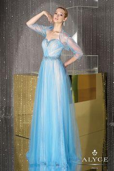 Bella Mera Bridal Boutique - Alyce Paris JDL - Jean De Lys 29619 - Tulle Over Lace,   (http://www.bellamerabridal.com/alyce-paris-jdl-jean-de-lys-29619-tulle-over-lace/)