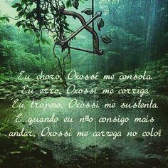 suporcafe:  Na Bahia é São Jorge  No rio São Sebastião  Oxóssi e em manda  Nas bandas do meu coração!  Okê Arô Oxóssi!     Senhor de mim, meu amor, minha vida, meu pai amado. ❤