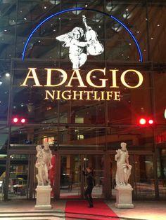 Silvester 2013 im Adagio