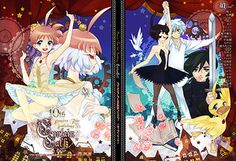 "Princess Tutu anime 10th anniversary doujinshi anthology, ""Curtain Call"""