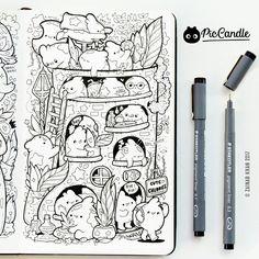 Shoe House (Joota Ghar) #doodle by #piccandle 06JAN17