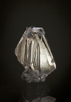 Rare Wittichenite from Cattle Grid Pit, Mt Gunson Mine, Pernatty Lagoon, South Australia