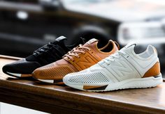 New Balance Debuts the New 247 Silhouette.