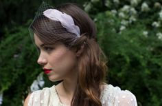 Wedding Hair Accessories Perfect for the Reception | OneWed