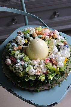Cute Crafts, Spring Crafts, Bouquets, Easter, Magic, Handmade, Food, Design, Craft