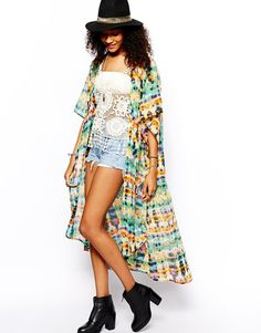 gypsy kimono jacket - Google Search