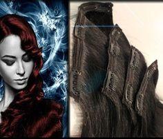 BRASILIANISCHES VIRGIN-HAAR CLIP IN EXTENSIONS SETS In den Farben von Schwarz bis Mittelbraun in jeder Struktur (glatt, gewellt oder gelockt) erhältlich. Chemisch unbehandelt (Virgin Haare) alle Strukturen sind auch nach dem Waschen wieder beständigt sind. Den südländischen Damen empfehlen wir die brasilianischen Haare weil die von Natur aus dicker sind. http://www.your-hair-world.de/yhw-clip-in-extensions-exclusive/brasilianische-clip-ins/