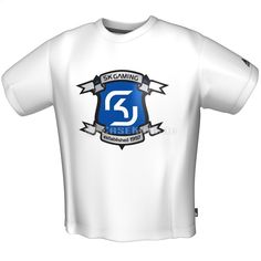 adidas SK Logo T-Shirt White