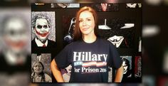 Infowars Endorses Hillary... for Prison 2016