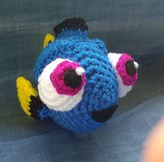loopyyarn baby dory crochet