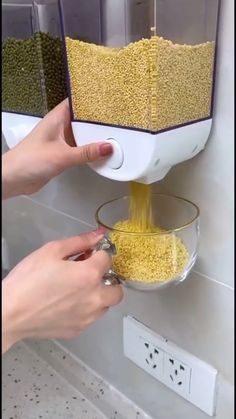 Cool Gadgets To Buy, Kitchen Tools And Gadgets, Cooking Gadgets, Kitchen Items, Kitchen Hacks, Diy Kitchen, Kitchen Decor, Kitchen Room Design, Home Room Design