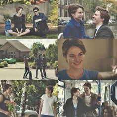 When Isaac visits Hazel after the funeral and lets her know that Gus really loved her. | 12 Times Augustus Waters Made You Go Aww During The Fault In Our Stars Movie