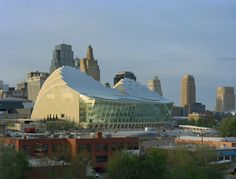 moshe safdie: kauffman center for the performing arts