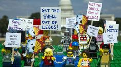 Get the Shell out of LEGO!